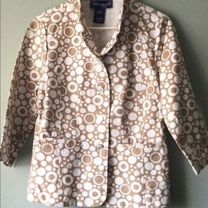 SUSAN GRAVER Like New Jacket Small